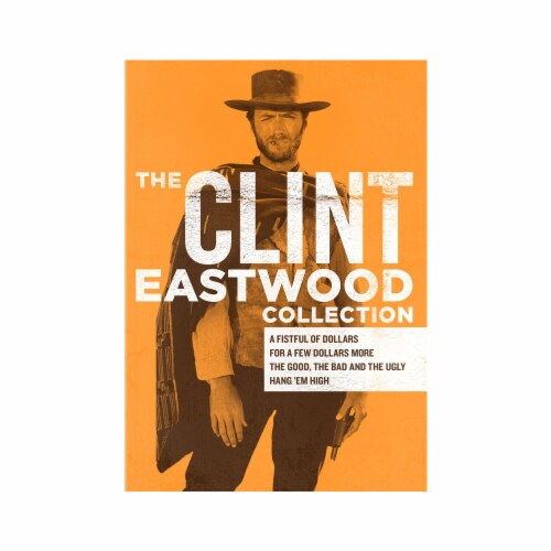 Clint Eastwood 4-Movie Collection (DVD) Perspective: front