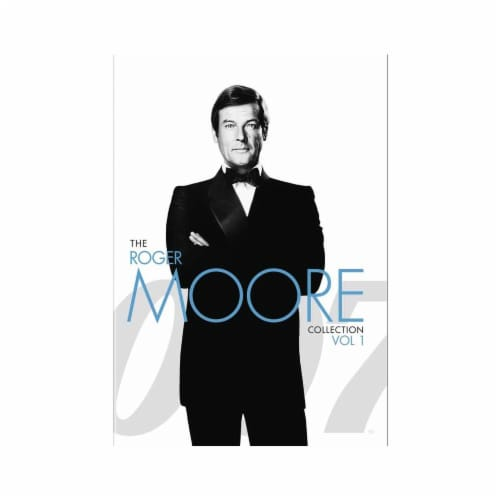007 The Roger Moore Collection Volume 1 (DVD) Perspective: front