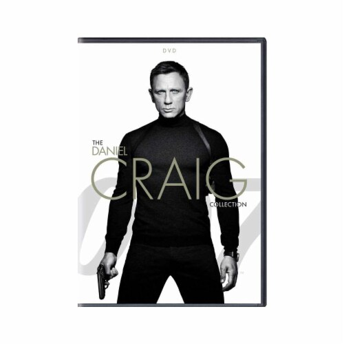 The Daniel Craig Collection (DVD + Digital) Perspective: front