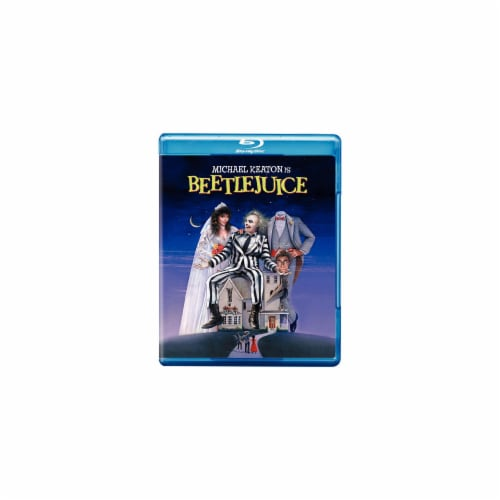 Beetlejuice (1988 - DVD) Perspective: front