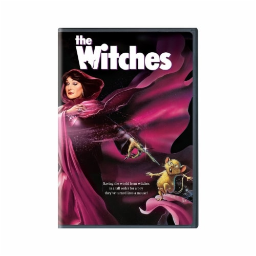 The Witches (DVD) Perspective: front
