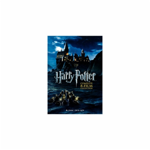 Harry Potter: The Complete Collection (DVD) Perspective: front