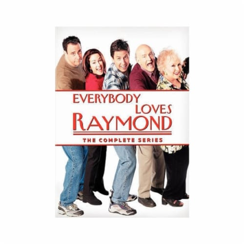 Everybody Loves Raymond: The Complete Series (DVD) Perspective: front