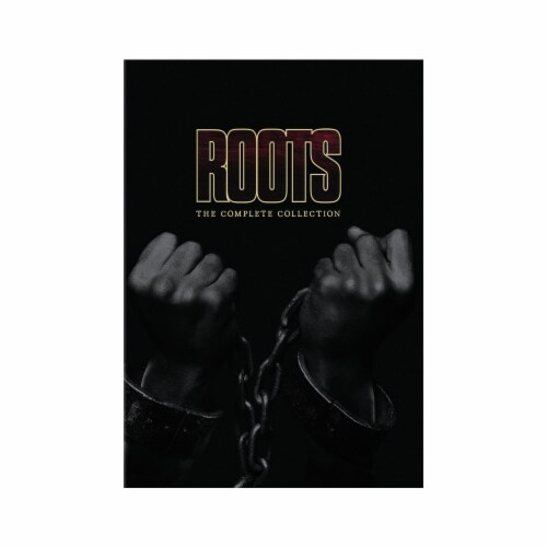Roots The Complete Collection on DVD Perspective: front
