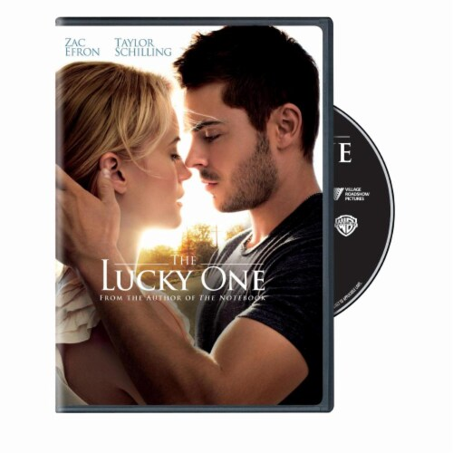 The Lucky One (2012 - DVD/UltraViolet) Perspective: front