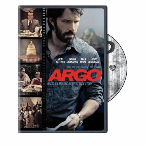 Argo (2012 - DVD) Perspective: front