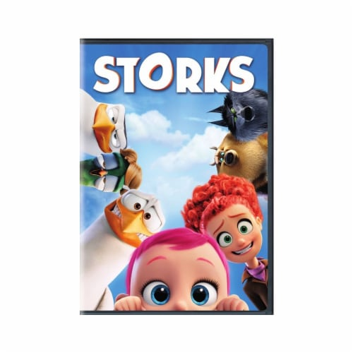 Storks (2016 - DVD) Perspective: front