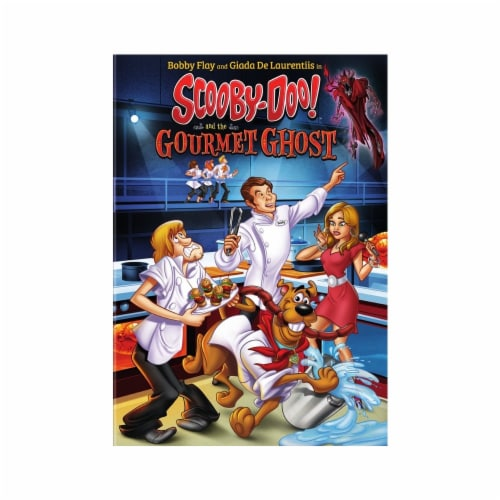 Scooby Doo! and the Gourmet Ghost (DVD) Perspective: front