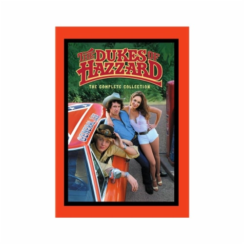 The Dukes of Hazzard: The Complete Collection (DVD) Perspective: front