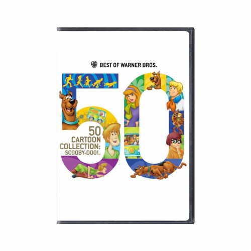 Best of Warner Brothers: 50 Cartoon Collection - Scooby Doo (DVD) Perspective: front