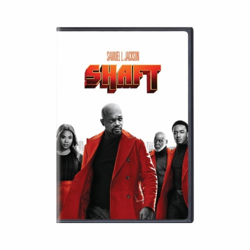 Shaft (DVD) Perspective: front