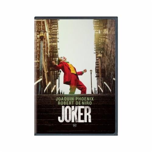 Joker (2019 - DVD) Perspective: front