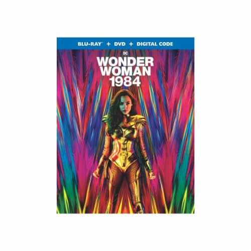 Wonder Woman 1984 (2020 - Blu-Ray) Available for Preorder to Ship 3/30 Perspective: front