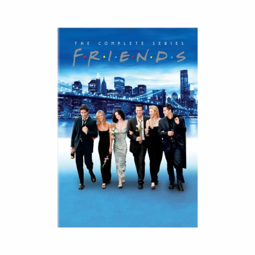 Friends: The Complete Series (DVD) Perspective: front