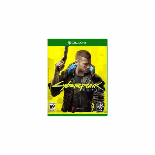 Warner Brothers 1000746374 Cyberpunk 2077 Xbox One Game Perspective: front