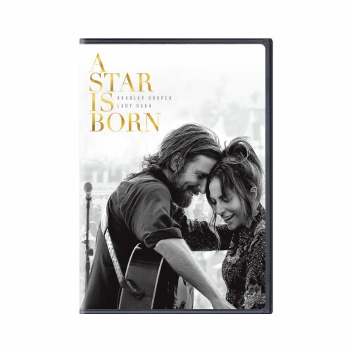 A Star Is Born (DVD) Perspective: front