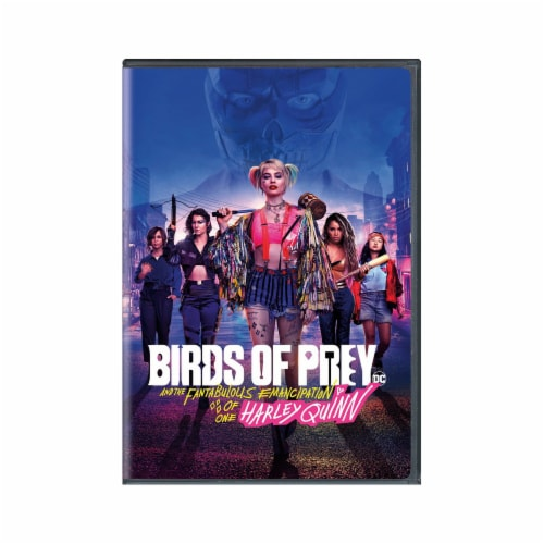Birds of Prey (2020 - DVD) Perspective: front