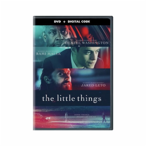 The Little Things (DVD) Perspective: front