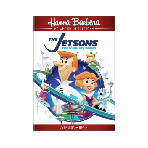 The Jetsons Complete Series on DVD Perspective: front