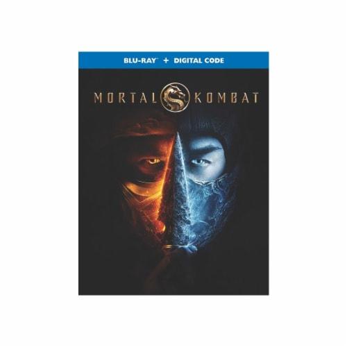 Mortal Kombat (Blu-Ray) Perspective: front
