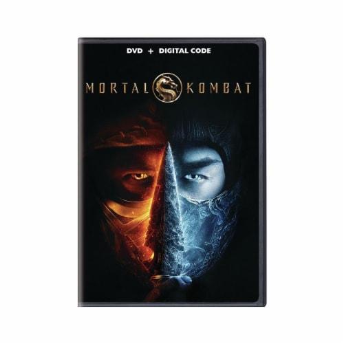Mortal Kombat (DVD) Perspective: front