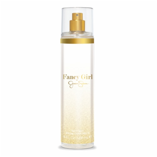 Jessica Simpson Fancy Girl Body Mist Perspective: front
