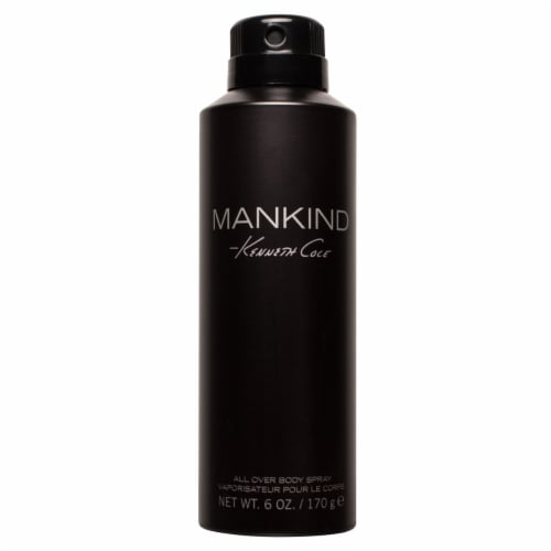 Kenneth Cole Mankind Body Spray for Men Perspective: front