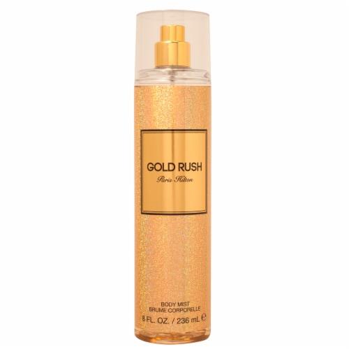 Paris Hilton Gold Rush Body Mist Perspective: front