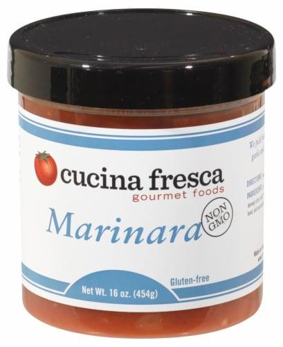Cucina Fresca Marinara Sauce Perspective: front