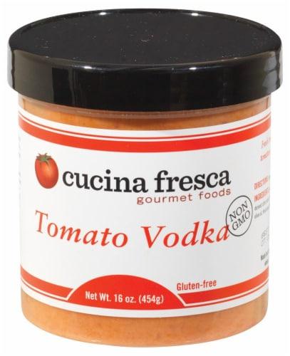Cucina Fresca Tomato Vodka Sauce Perspective: front
