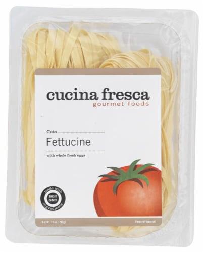 Cucina Fresca Egg Fettuccine Perspective: front