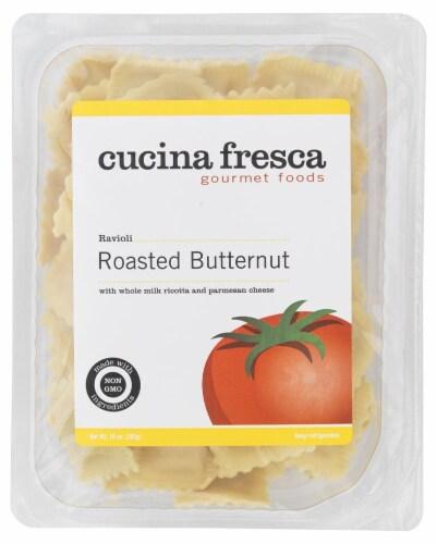 Cucina Fresca Roasted Butternut Ravioli Perspective: front