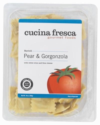 Cucina Fresca Pear & Gorgonzola Ravioli Perspective: front