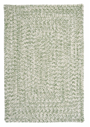 Colonial Mills Catalina Rug - Greenery Perspective: front