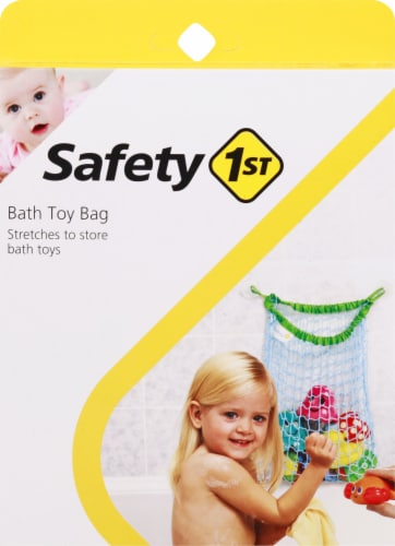 Safety 1st® Bath Toy Bag Perspective: front