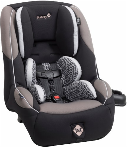Safety 1st Guide 65 Convertible Car Seat - Gray/White Perspective: front