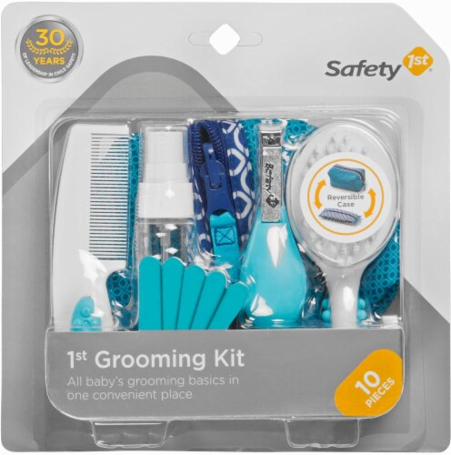 Safety 1st Baby's 1st Grooming Kit Perspective: front