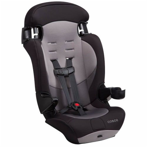 Cosco Finale DX 2-in-1 Forward Facing Highback Booster Child Car Seat, Dusk Perspective: front