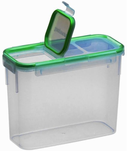 Snapware Slim Rectangle Food Storage Container - Clear Perspective: front