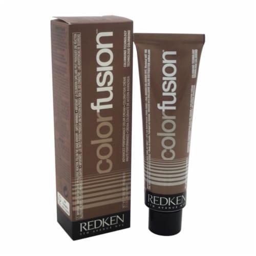Redken Color Fusion Advanced Performance color Cream 7Av  Ash/Violet Hair Color 2.1 oz Perspective: front