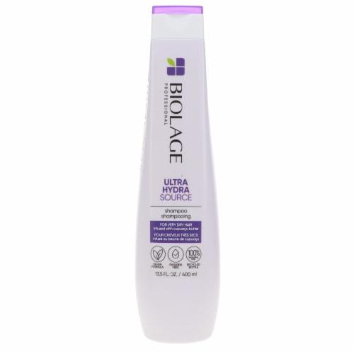 Matrix Biolage Ultra HydraSource Aloe Shampoo Perspective: front