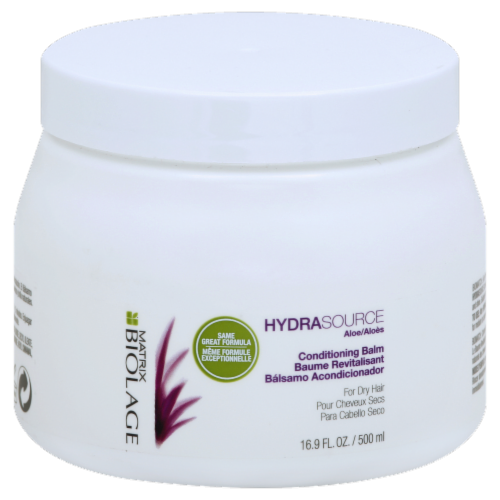 Matrix Biolage HydraSource Aloe Conditioning Balm Perspective: front