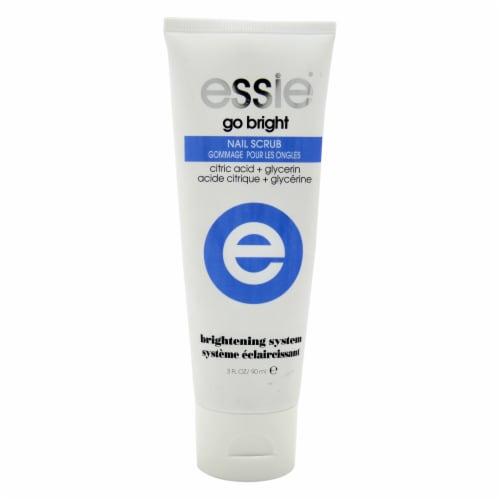Essie Essie Go Bright Nail Scrub 3 oz Perspective: front