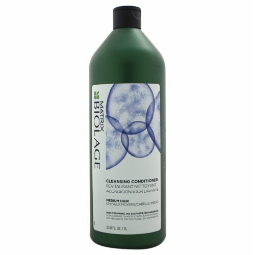 Biolage Cleansing Conditioner for Medium Hair by Matrix for Unisex - 33.8 oz Conditioner Perspective: front
