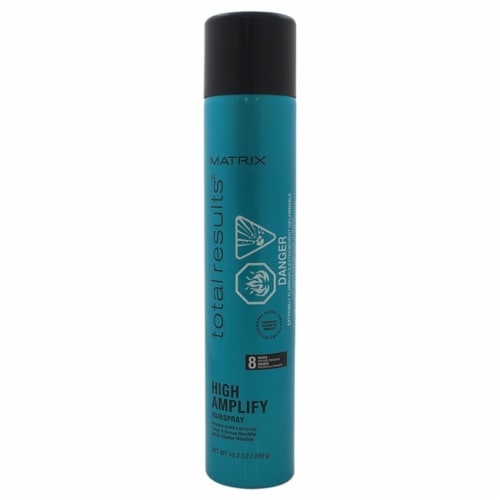 Matrix Total Results Amplify Volume Hairspray Perspective: front