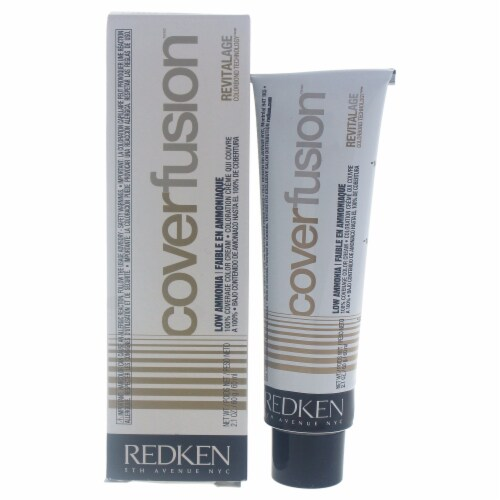 Redken Cover Fusion Low Ammonia  9NG Natural/Gold Hair Color 2.1 oz Perspective: front