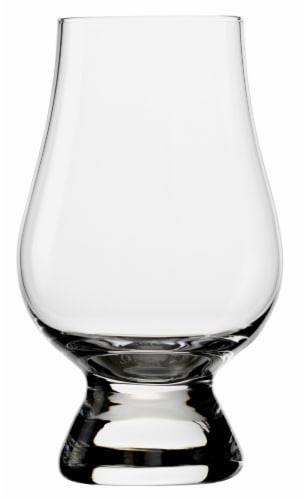 Stolzle Lausitz Glencairn Whiskey Glasses - Clear Perspective: front