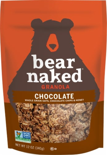Bear Naked Chocolate Granola Perspective: front