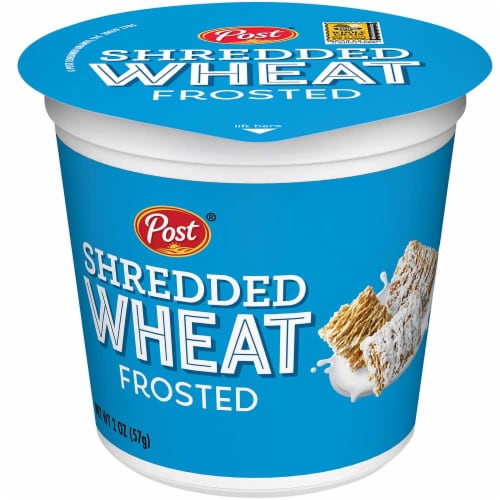 Post Assorted Cereal Cup Pack -- 60 per case. Perspective: front