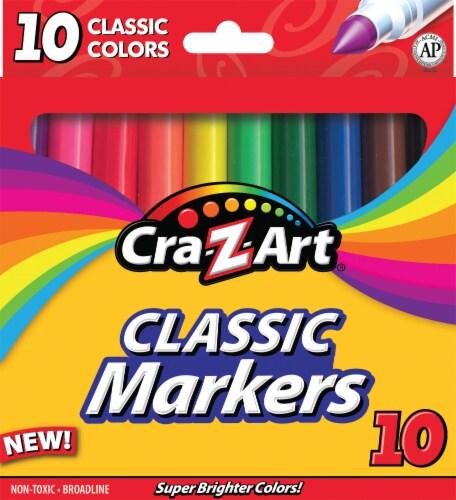 CRA-Z-ART Broadline Markers Perspective: front